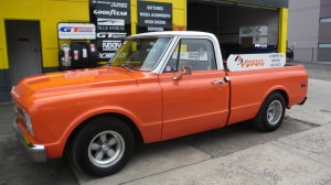 Our 1967 Chev C10 Shop Truck